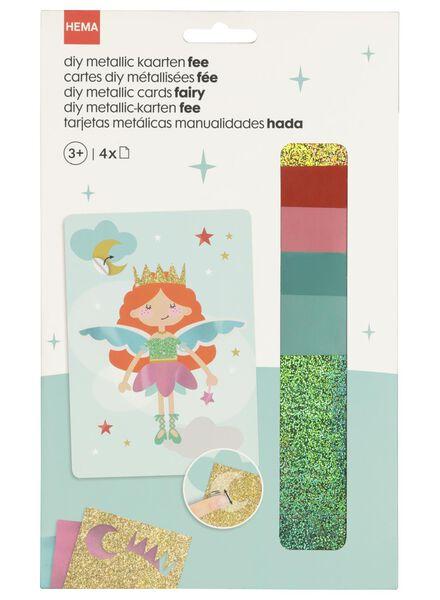 DIY stickerfolie kaarten - 15920024 - HEMA