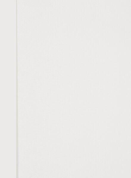 rolgordijn structuur grof lichtdoorlatend ivoor - 7410381 - HEMA
