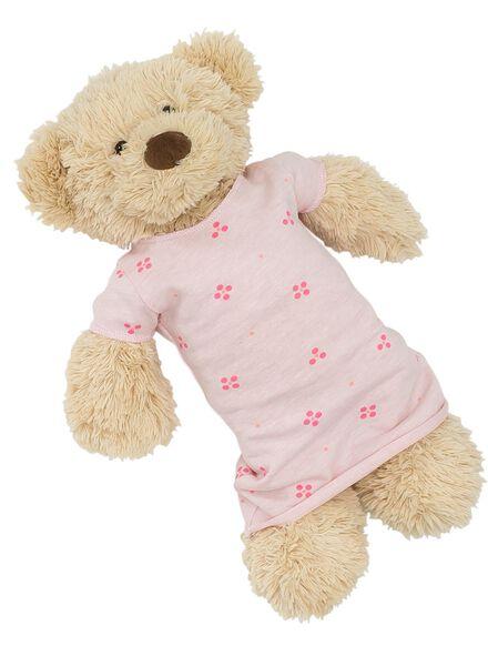 kindernachthemd lichtroze lichtroze - 1000002795 - HEMA