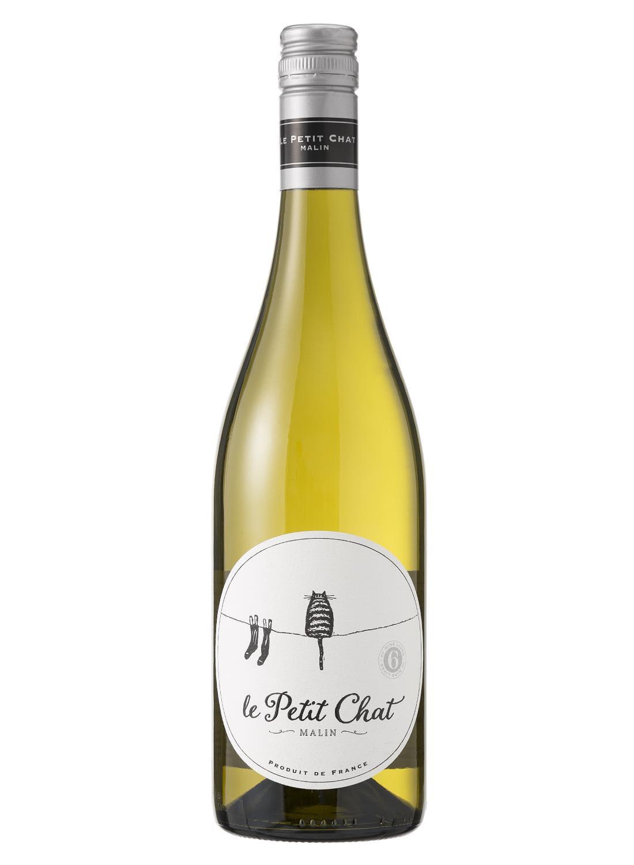 Le Petit Chat Le Petit Chat Malin - Wit - 0,75 L