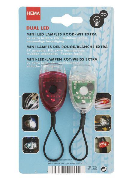 mini-ledlampjes duo - 41155060 - HEMA