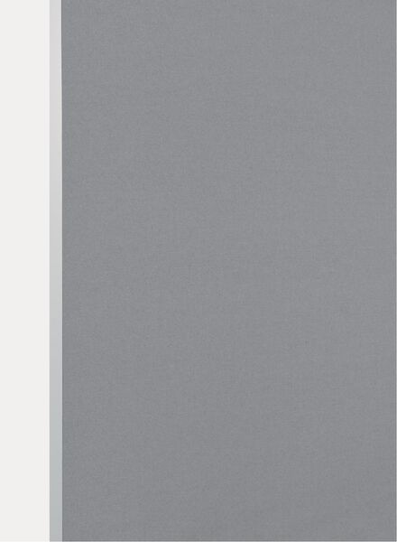 rolgordijn uni verduisterend/witte achterzijde donkergrijs uni verduisterend/witte achterzijde - 7410658 - HEMA