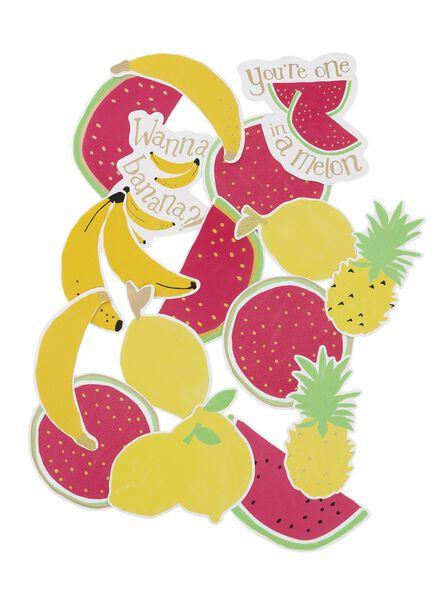 XL stickers - 14588159 - HEMA