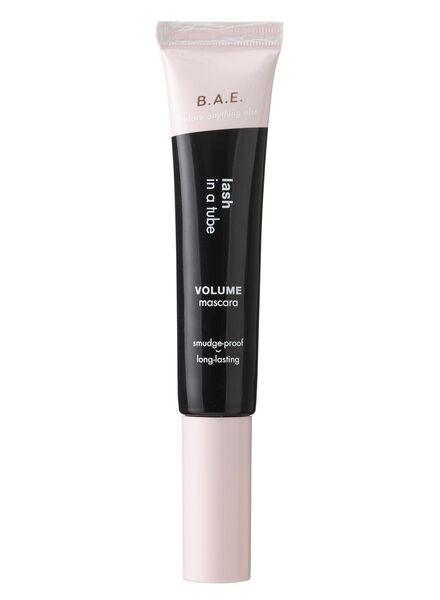 B.A.E. mascara lash in a tube volume zwart - 17700040 - HEMA