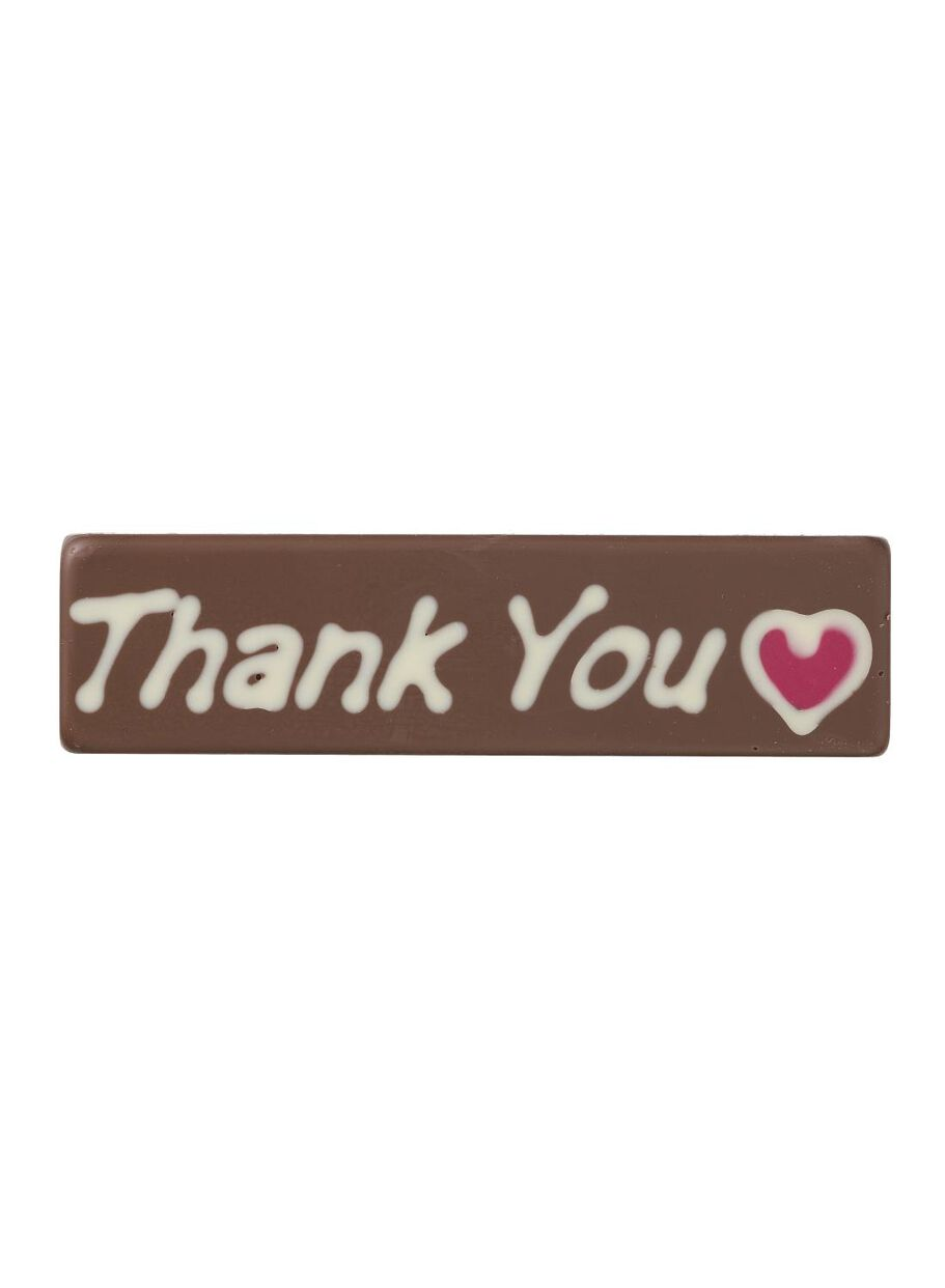 afbeeldingen chocoladereep thank you 10370024 hema