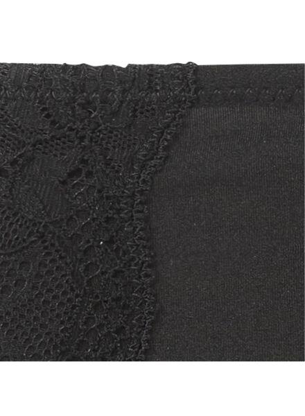 dames hipster zwart zwart - 1000002430 - HEMA
