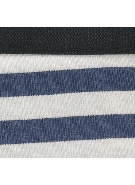 3-pak kinderboxers blauw blauw - 1000009251 - HEMA