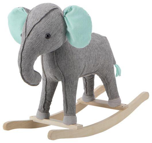 hobbel olifant 60 cm hoog - 15100062 - HEMA