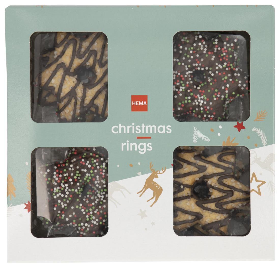 HEMA Kerstkransjes Chocolade 200gram