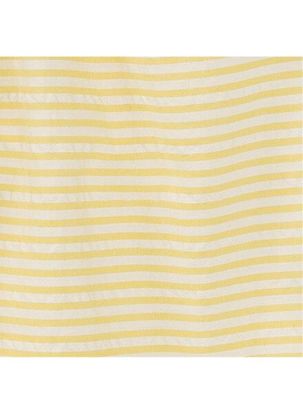 kinderjurk geel geel - 1000013050 - HEMA