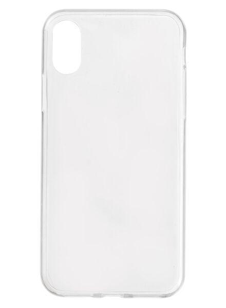 softcase iPhone X/XS - 39630011 - HEMA