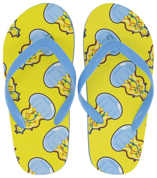 kinder teenslippers - Studio Job geel geel - 1000018490 - HEMA