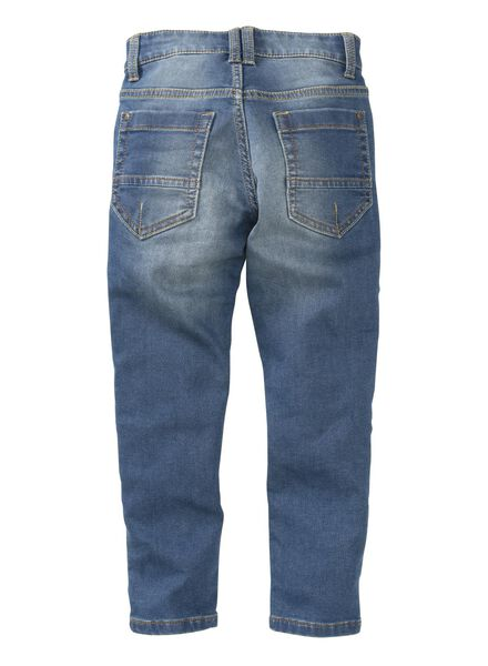 kinder jeans regular fit denim denim - 1000003249 - HEMA