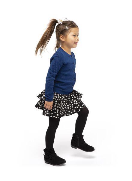 kindervest donkerblauw donkerblauw - 1000017112 - HEMA