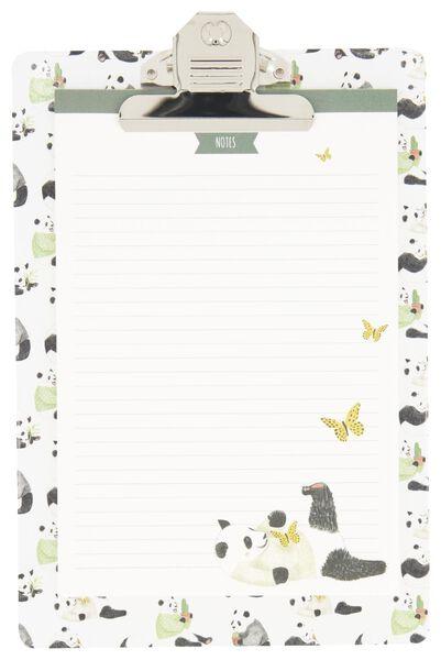 klembord 26x18 panda - 14130059 - HEMA