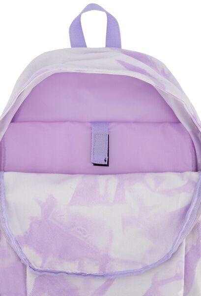 rugzak school tie dye lila - 14590209 - HEMA