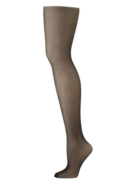 netpanty zwart zwart - 1000000916 - HEMA