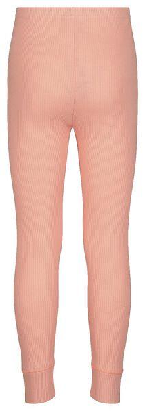 kinder pyjama roze roze - 1000018306 - HEMA