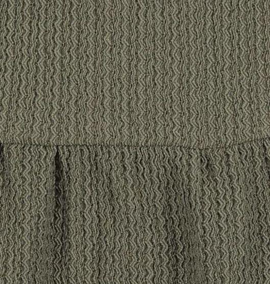 kinderjurk legergroen legergroen - 1000019694 - HEMA