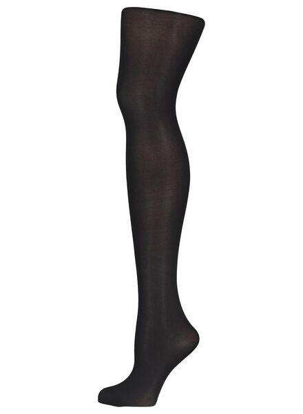 panty 30 denier zwart zwart - 1000015593 - HEMA