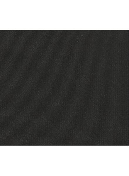 damesstring second skin zwart zwart - 1000001841 - HEMA