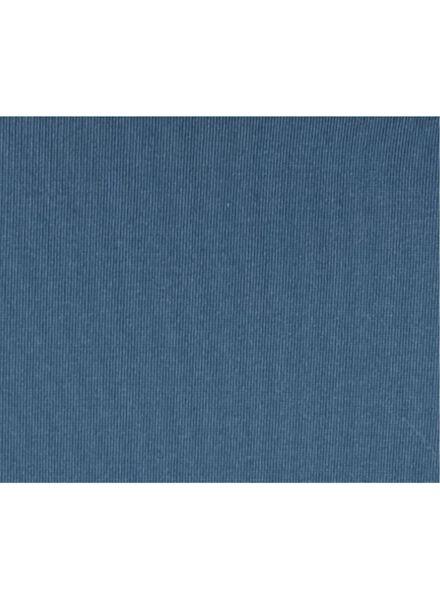 dameshipster blauw blauw - 1000010005 - HEMA