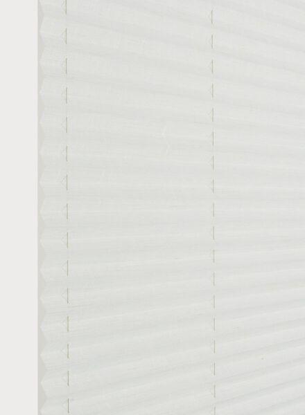 plisségordijn structuur transparant 20 mm - 7430046 - HEMA