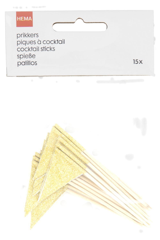 HEMA Cocktailprikkers - 15 Stuks