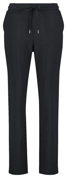 damesbroek zwart L - 36208073 - HEMA
