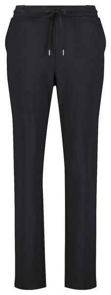 damesbroek zwart zwart - 1000022695 - HEMA