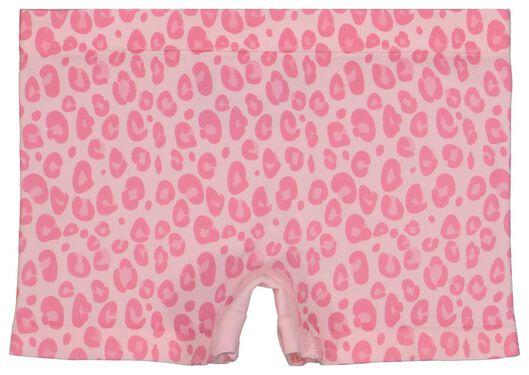 2-pak kinderboxers roze 134/140 - 19340111 - HEMA