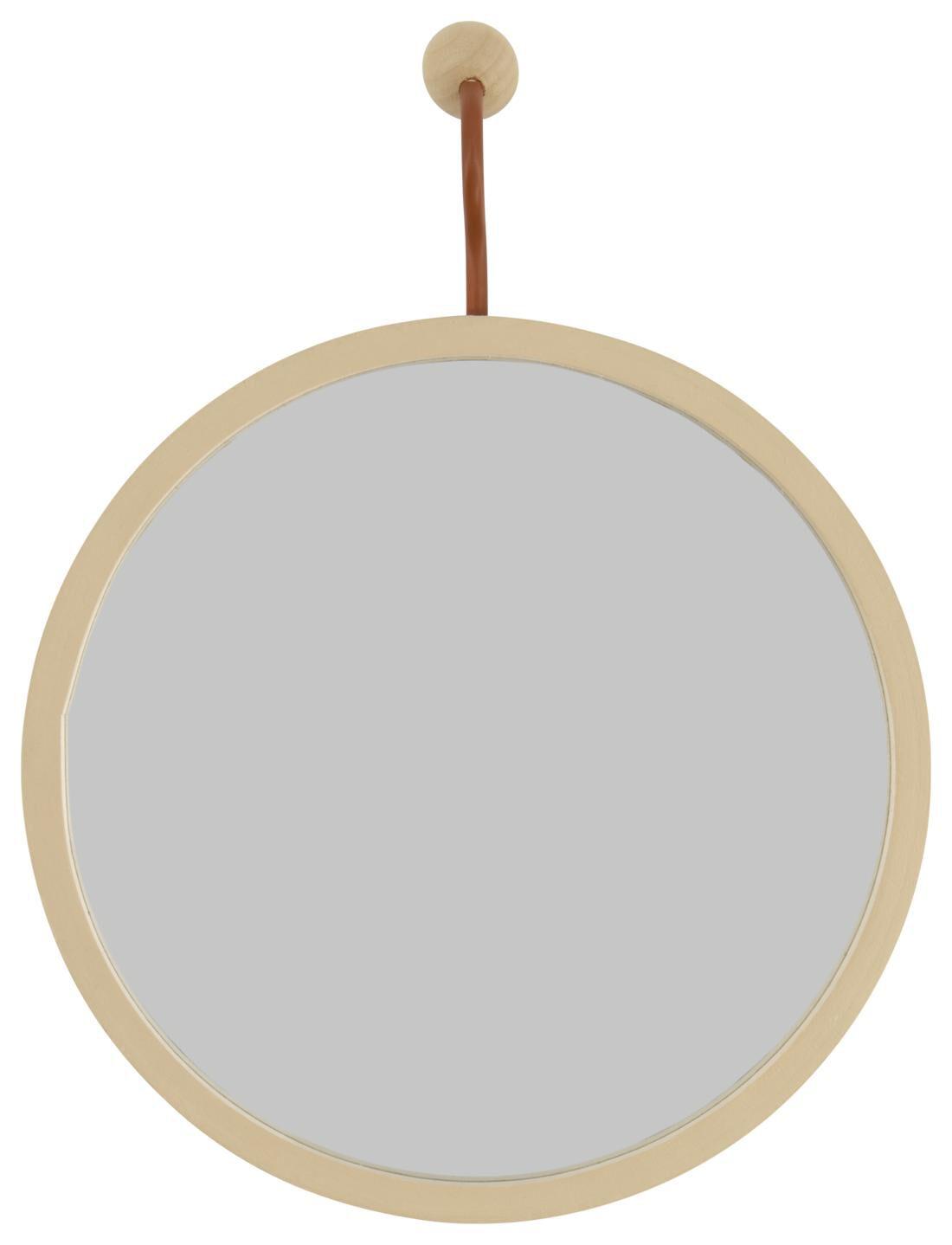 HEMA Spiegel Ø17cm - Hout