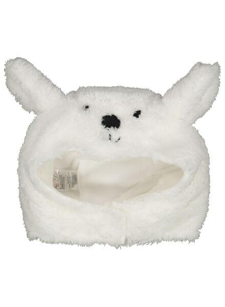 babymuts - ijsbeer gebroken wit gebroken wit - 1000014925 - HEMA