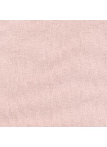 kinder t-shirt basic roze roze - 1000013505 - HEMA