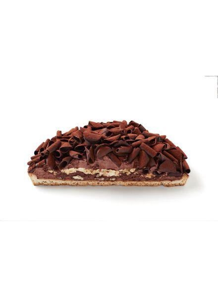 luxe chocoladehazelnootvlaai half 5 p. - 6350016 - HEMA