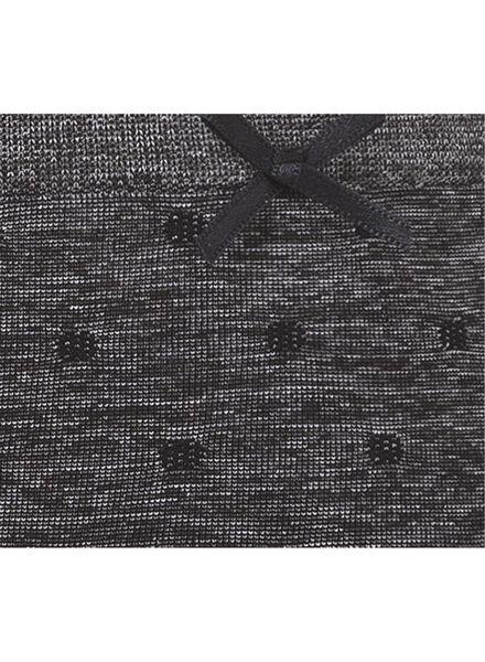 dameshipster naadloos mirco zwart zwart - 1000009804 - HEMA