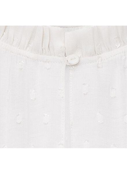 dames blouse gebroken wit - 1000009356 - HEMA