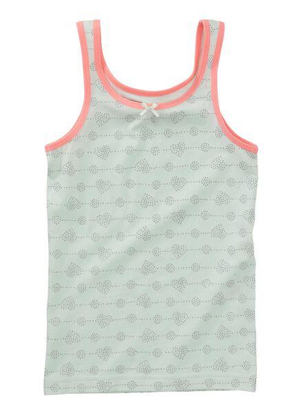 2-pak kinder hemden mintgroen mintgroen - 1000001565 - HEMA