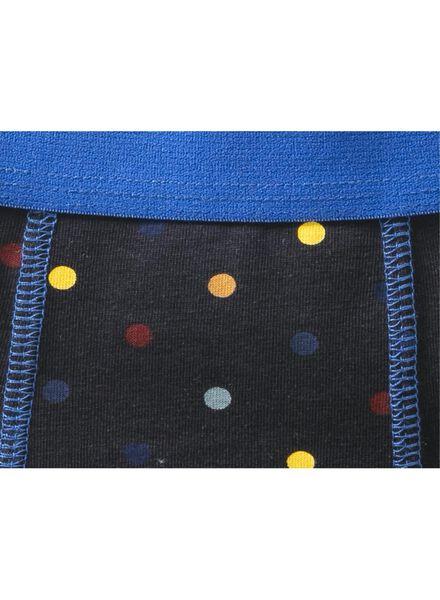 kinderboxer donkerblauw donkerblauw - 1000009205 - HEMA