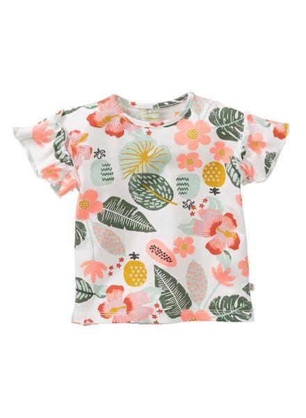 baby t-shirt multi multi - 1000013211 - HEMA