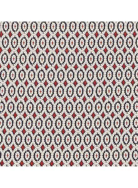 damesjurk donkerrood donkerrood - 1000004026 - HEMA