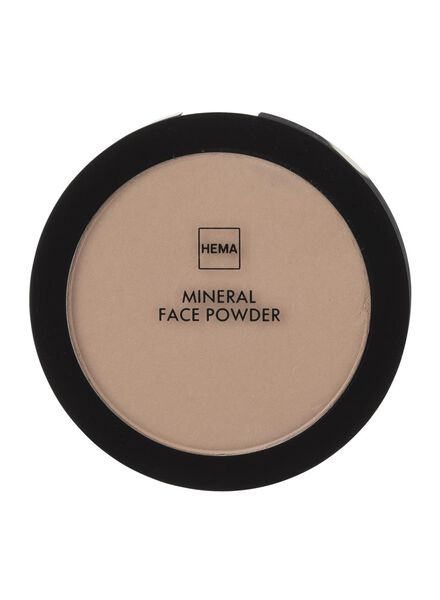 mineral face powder cold - 11294303 - HEMA