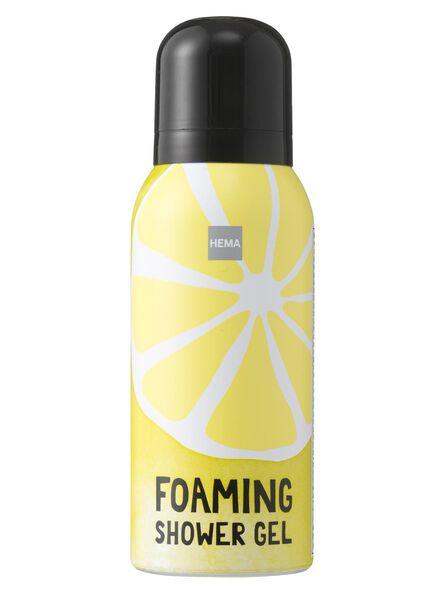 foaming shower gel - 60600345 - HEMA