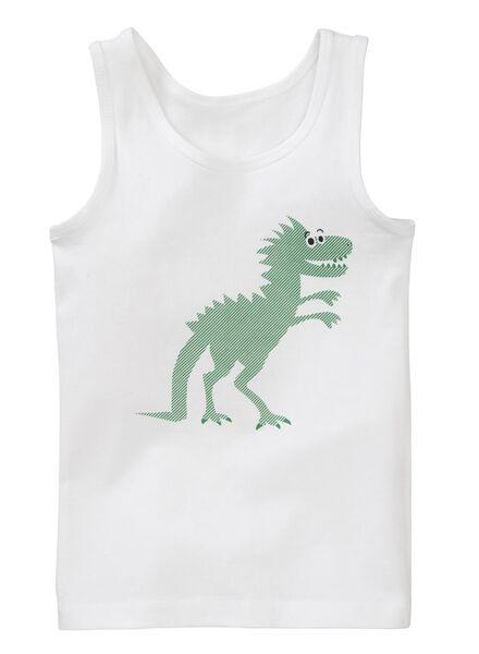 2-pak kinderhemden groen groen - 1000012902 - HEMA