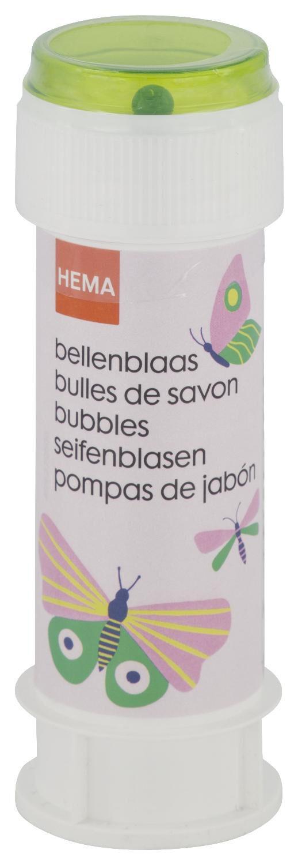 HEMA Bellenblaas Vlinder 60ml