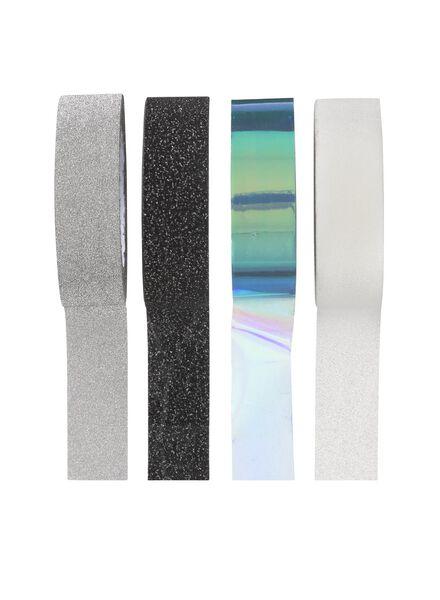 4-pak washi tapes - 14880078 - HEMA