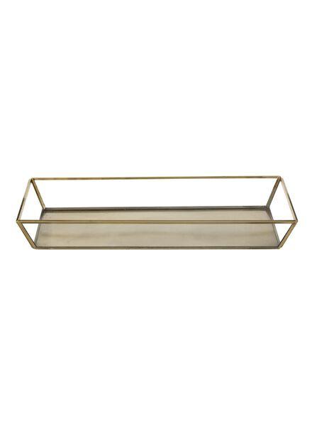 metalen dienblad - 60150003 - HEMA