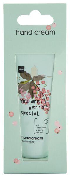 handcrème berry 30 ml - 11300101 - HEMA