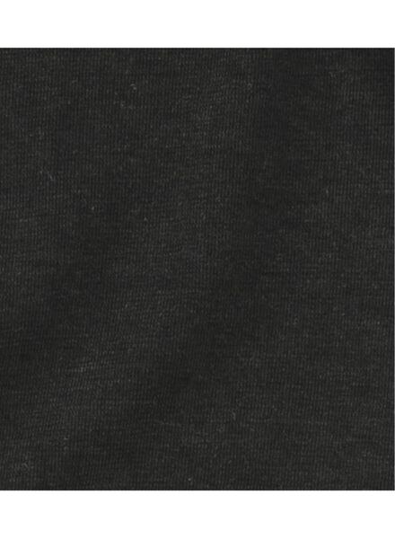 kinder thermo t-shirt zwart zwart - 1000001475 - HEMA