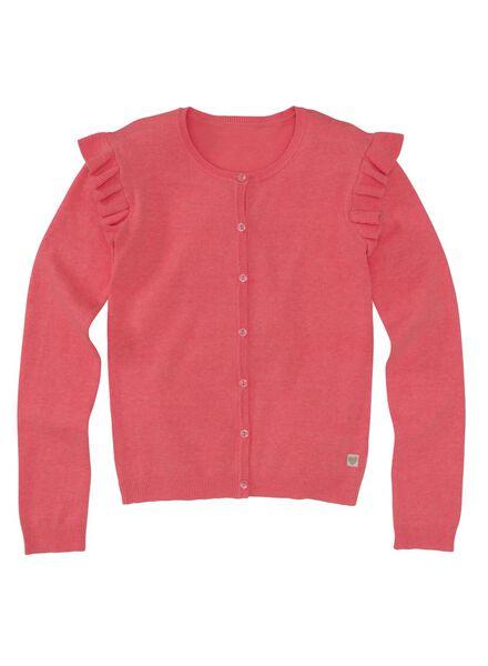 kindervest roze - 1000003046 - HEMA